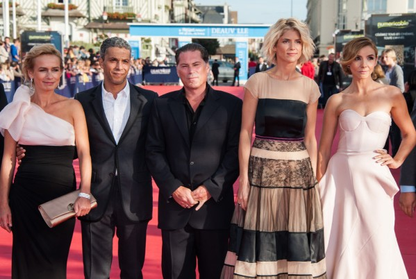 38 кинофестиваль в Довиле 2012
