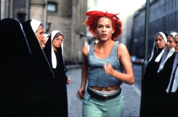 Беги, Лола, беги Lola rennt Германия, 1998