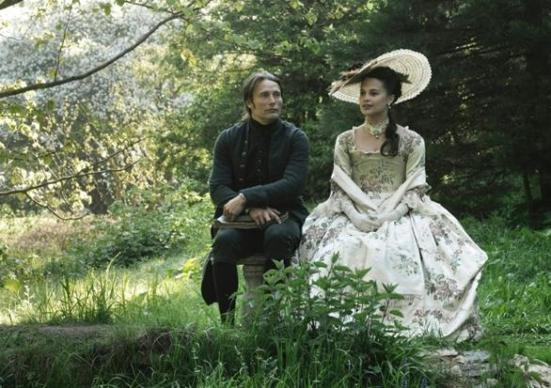 Королевский роман, a royal affair, Дания