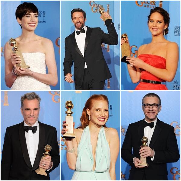 «Золотой глобус» 2013 победители