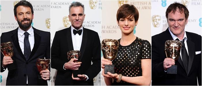 BAFTA 2013 победители список