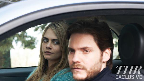 «Ангельское личико» – детективная драма с Кейт Бекинсейл, Даниэлем Брюлем и Карой Делевинь