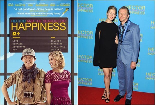 Путешествие Гектора в поисках счастья – новая британская комедия с Саймоном Пеггом и Розамунд Пайк