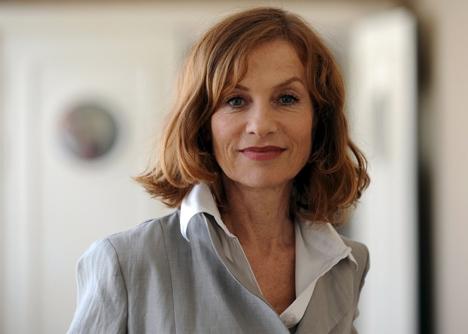 Изабель Юппер приступила к съемкам в «Воспоминаниях» Баво Дефюрна