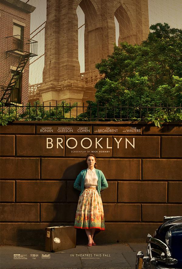 «Бруклин» – новая мелодрама с Сиршей Ронан и Доналом Глисоном