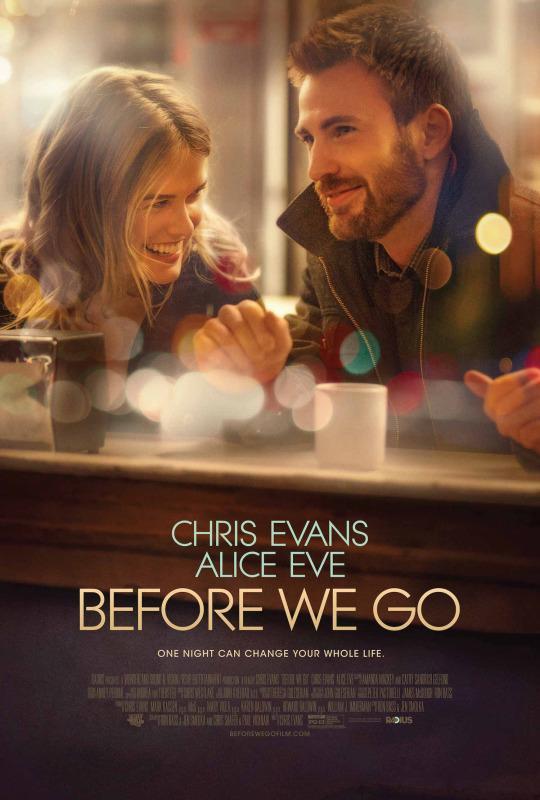 «Прежде, чем мы расстанемся» – режиссерский дебют Криса Эванса