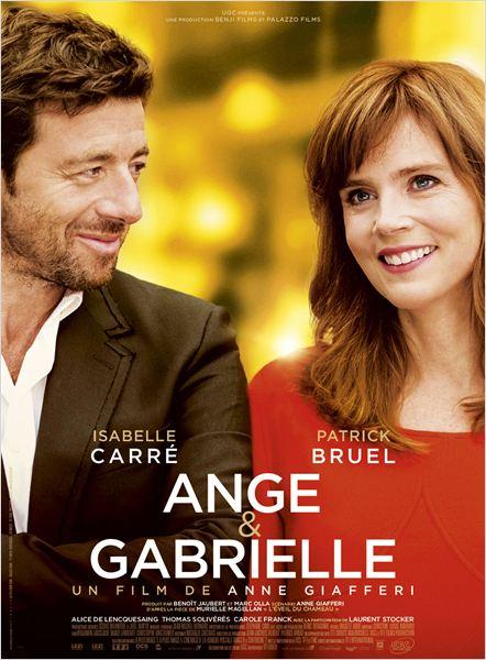 «Анж и Габриэль» – романтическая комедия с Патриком Брюэлем и Изабель Карре