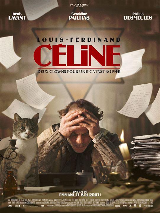 Во Франции вышел фильм о писателе Луи-Фердинанде Селине
