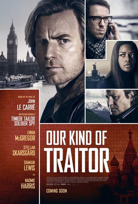 «Такой же предатель, как и мы» – криминальный триллер Сюзанны Уайт