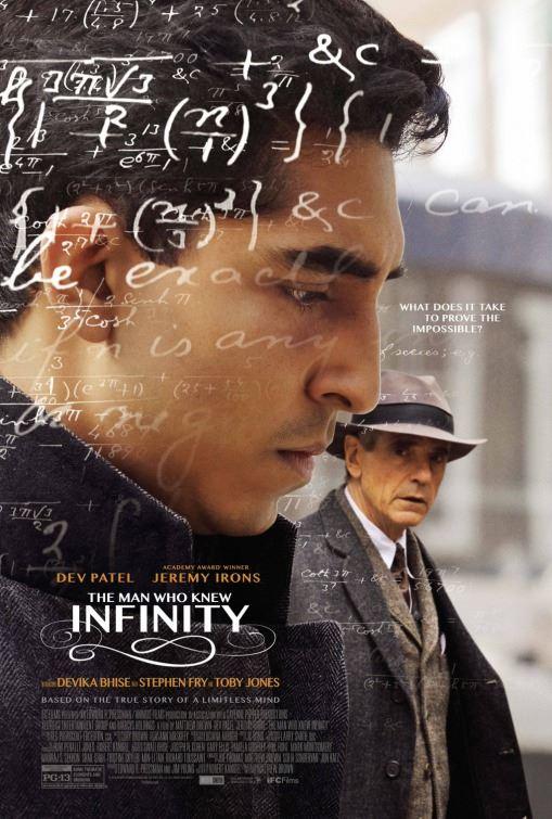 «Человек, который познал бесконечность» – история индийского гения