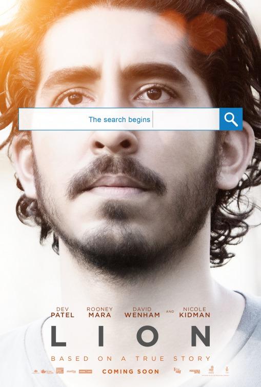 «Лев» – биографическая драма с Девом Пателем