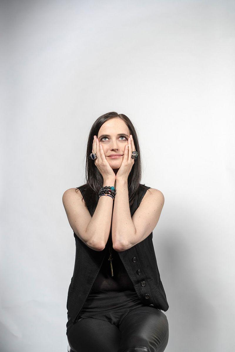 Ева Грин в фотосессии New York Times