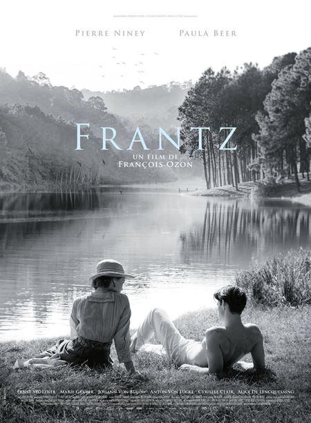 Трейлер и постер «Франца» Франсуа Озона