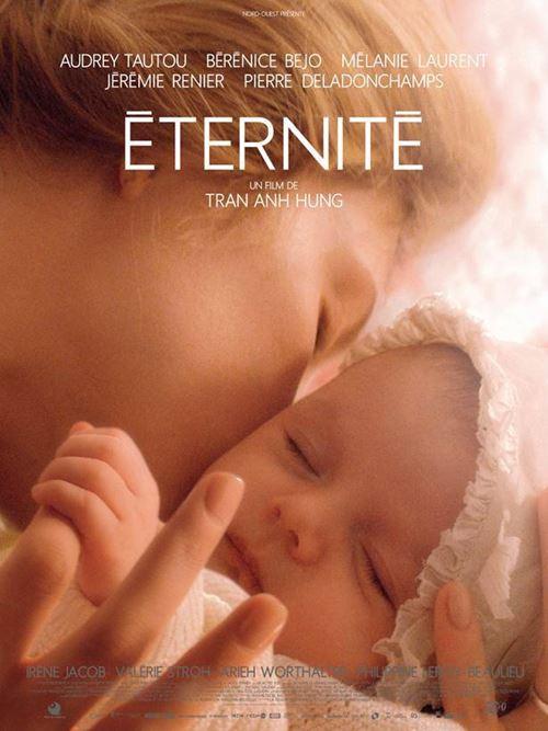 Трейлер и постер «Вечности» с Одри Тоту, Мелани Лоран и Беренис Бежо