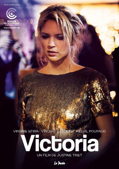 «В постели с Викторией»: постер и трейлер новой французской комедии