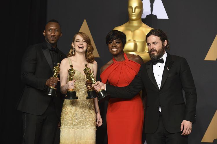 Премия «Оскар»-2017: победители
