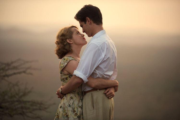 «Дыши» – вдохновляющая британская драма с Эндрю Гарфилдом и Клэр Фой