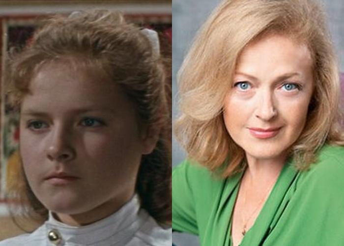 Актеры «Москва-Кассиопея» и «Отроки во Вселенной» - Ольга Битюкова