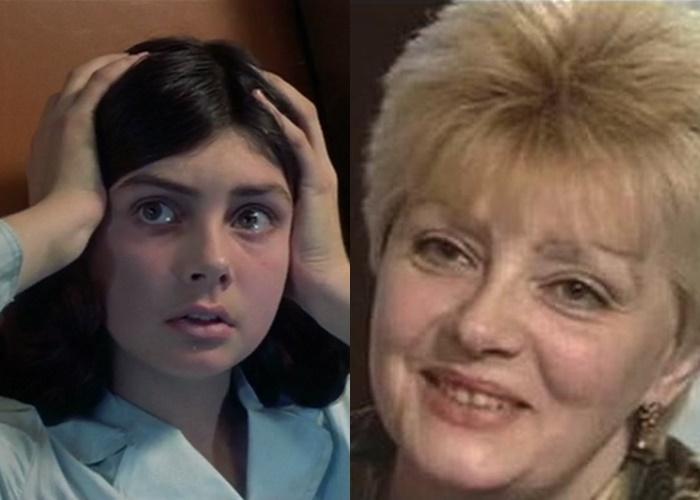 Актеры «Москва-Кассиопея» и «Отроки во Вселенной» - Надежда Овчарова