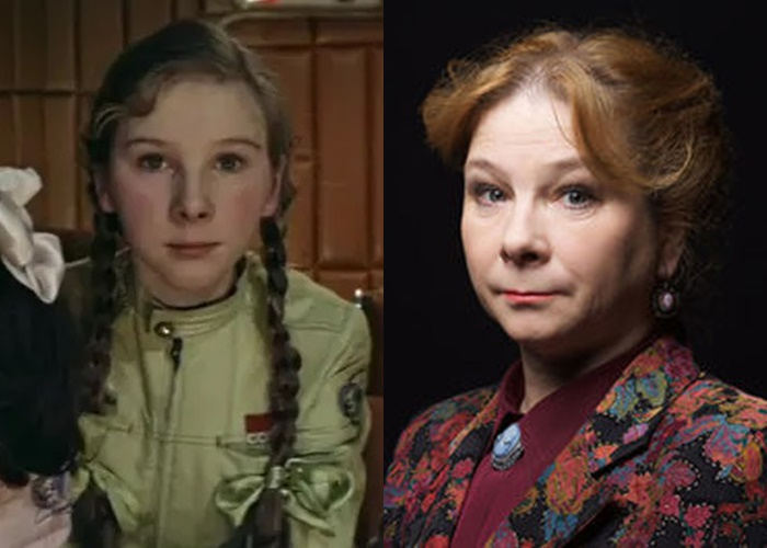 Актеры «Москва-Кассиопея» и «Отроки во Вселенной» - Ирина Савина