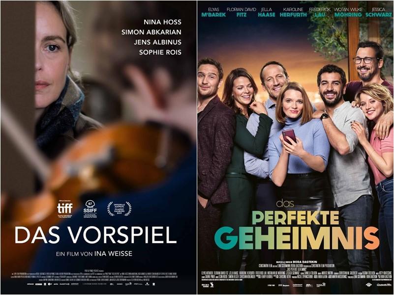 """Фестиваль немецкого кино 2020 - """"Прослушивание"""" и """"Идеальный секрет"""""""""""