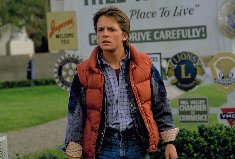 Какой актёр должен был играть в Марти в «Назад в будущее» - Майкл Джей Фокс