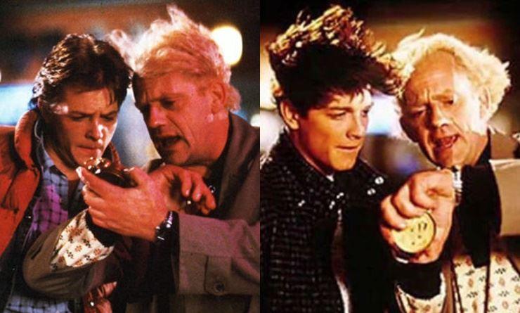 Какой актёр должен был играть в Марти в «Назад в будущее» - Фокс, Штольц и Ллойд