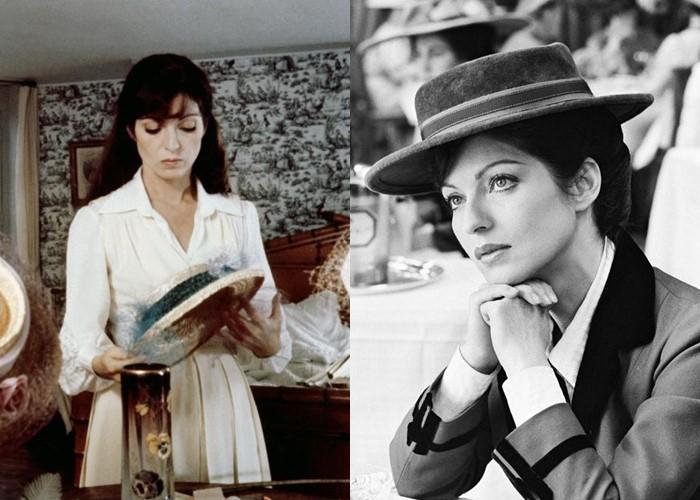 Актрисы, которые сыграли Коко Шанель - Мари-Франс Пизье