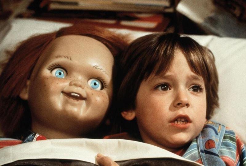 Лучшие фильмы ужасов: культовые американские хорроры - «Детские игры» (1988)