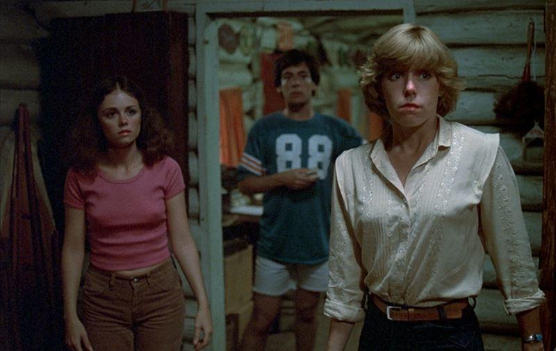 Лучшие фильмы ужасов: культовые американские хорроры - «Пятница 13-е» (1980)