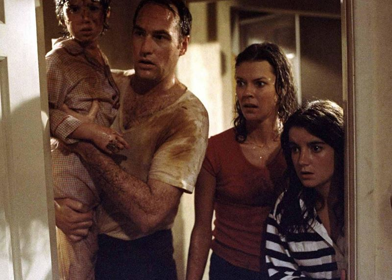 Лучшие фильмы ужасов: культовые американские хорроры - «Полтергейст» (1982)