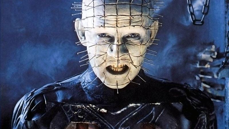 Лучшие фильмы ужасов: культовые американские хорроры - «Восставший из Ада» (1987)