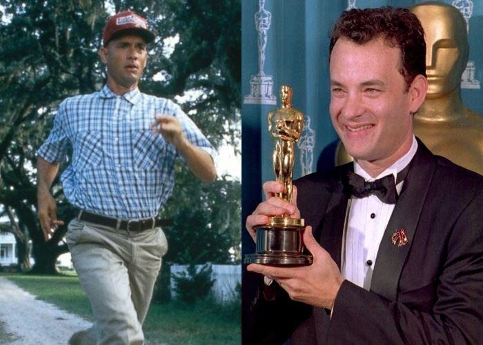 Какие актёры отказались сниматься в фильме «Форрест Гамп», который получил 6 «Оскаров» и стал лучшим фильмом года