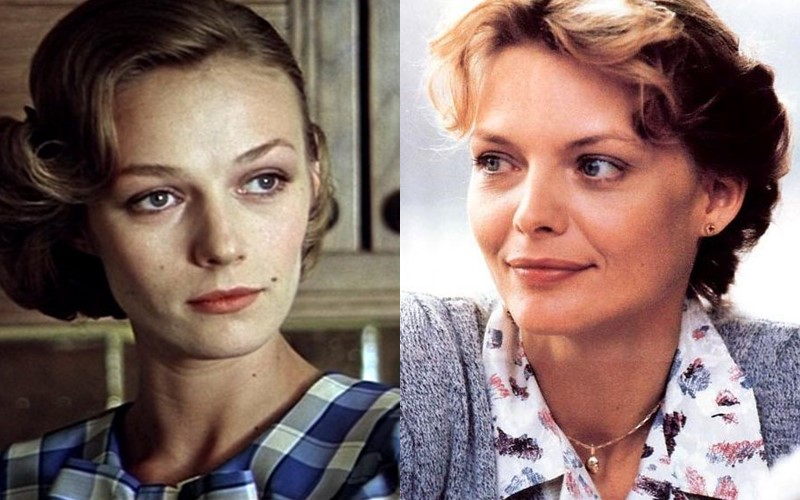 Как Мишель Пфайффер увела роль у Натальи Андрейченко -