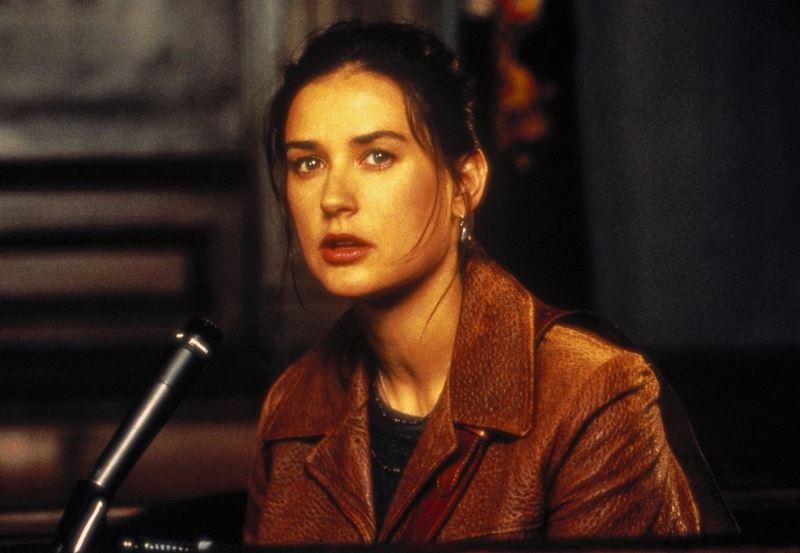 Фильмы с Деми Мур («Худшая актриса года») - «Присяжная» (1996)