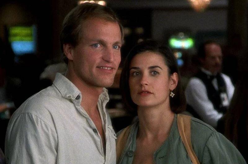 Фильмы с Деми Мур («Худшая актриса года») - «Непристойное предложение» (1993)