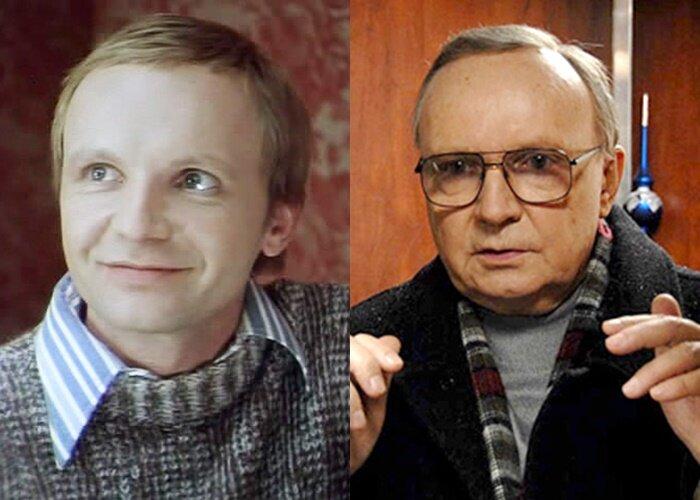 Андрей Мягков об «Иронии судьбы-2» - актер в фильме 1975 и 2007 года