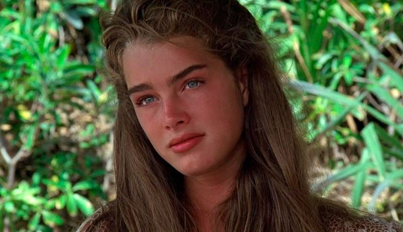10 актрис, которые могли сняться в «Голубой лагуне» вместо Брук Шилдс