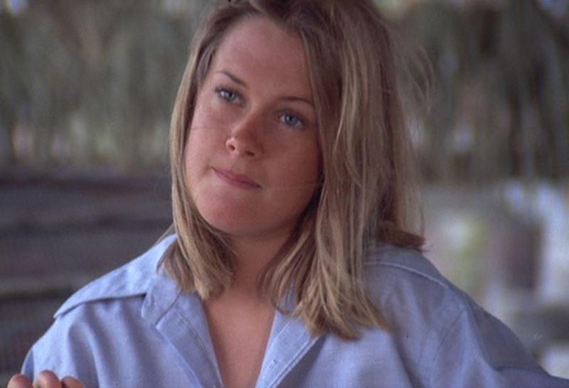 Актрисы, которые могли сняться в «Голубой лагуне» - Мелани Гриффит