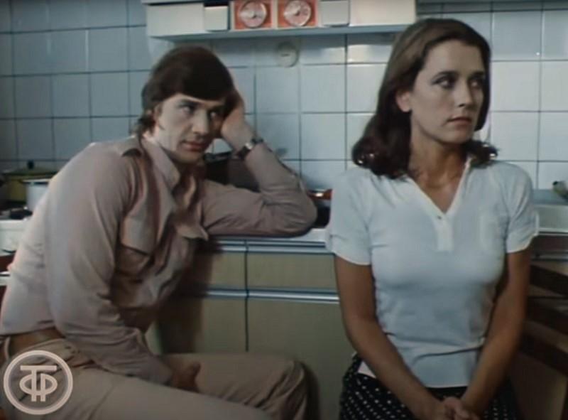 Алфёрова и Абдулов - фильмы вместе - «Суббота и воскресенье» (1982)