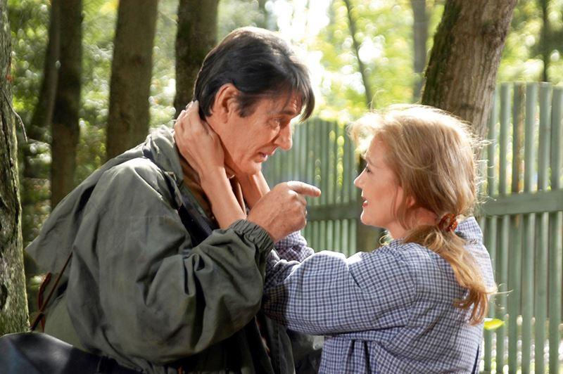 Алфёрова и Абдулов - фильмы вместе - «Капкан» (2007)