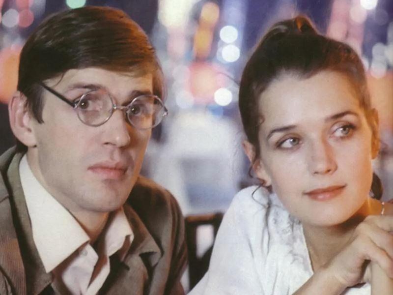 Алфёрова и Абдулов - фильмы вместе - «Предчувствие любви» (1982)