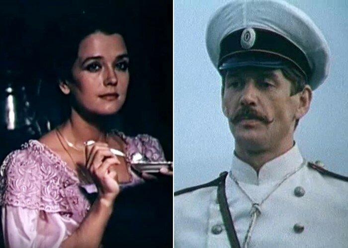Алфёрова и Абдулов - фильмы вместе - «Поцелуй» (1983)