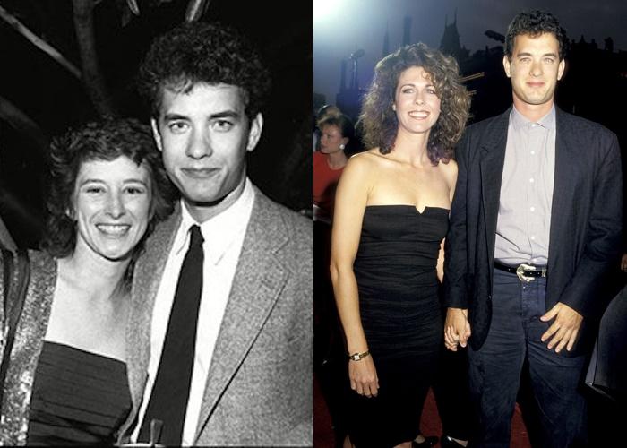Дети Тома Хэнкса - две жены