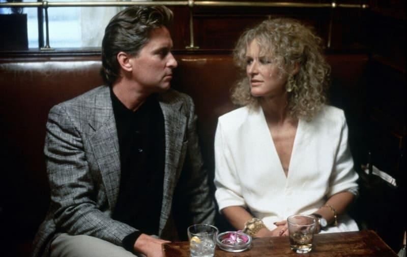 Фильмы, в которых не снялась Мэрил Стрип - «Роковое влечение» (1987)