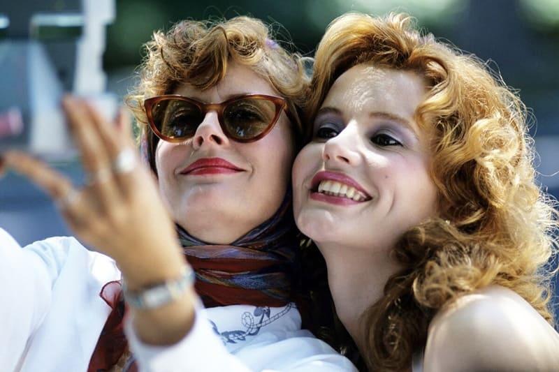 Фильмы, в которых не снялась Мэрил Стрип - «Тельма и Луиза» (1991)