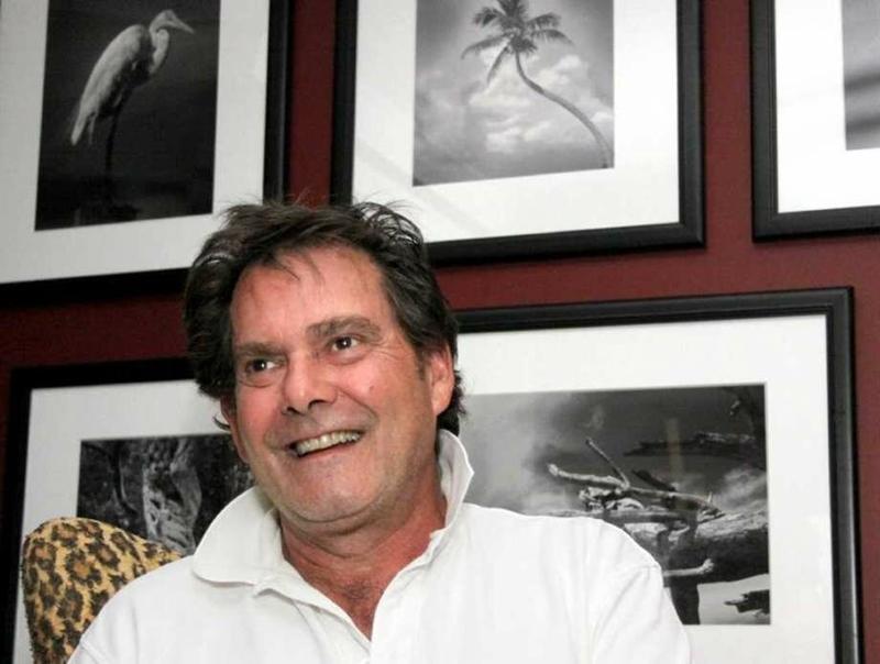 Клаудио Карлос Бассо, первый муж Моники Беллуччи - 2011 год