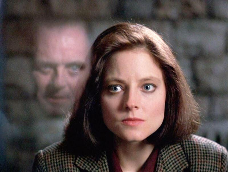 Топ-10 лучших фильмов 1990 года - «Молчание ягнят»