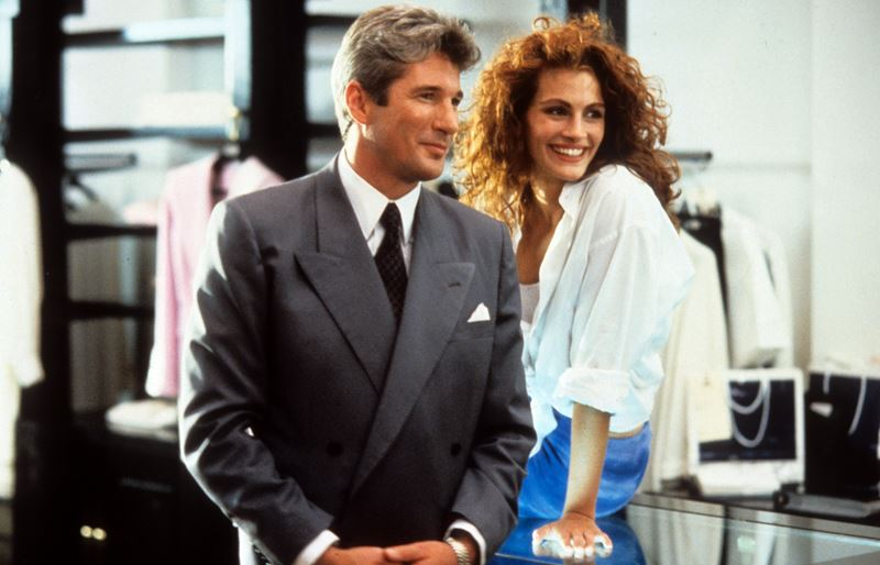 Топ-10 лучших фильмов 1990 года - «Красотка»