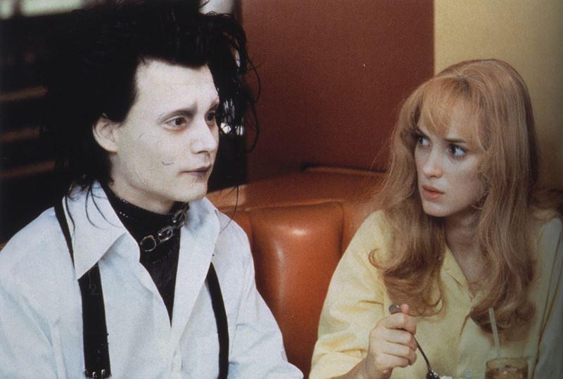 Топ-10 лучших фильмов 1990 года - «Эдвард руки-ножницы»
